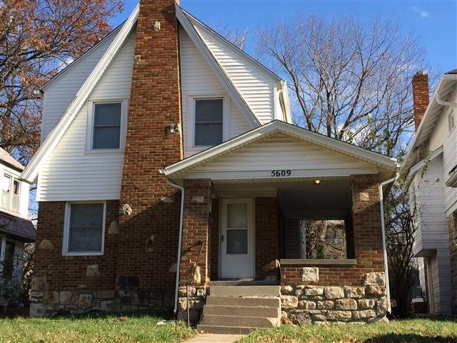 House For Rent In 5609 Wayne Ave Kansas City Mo
